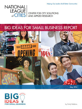 Big Ideas for small business cover