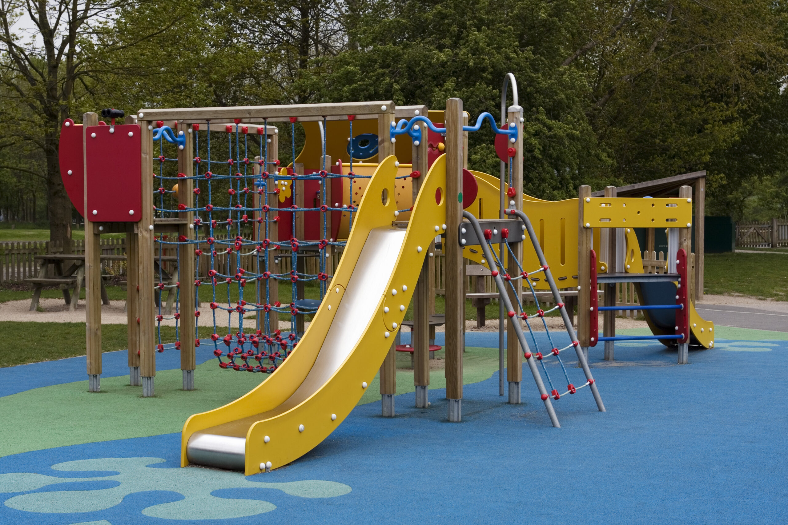 Grant Access helps you find funding for playgrounds and other municipal projects.