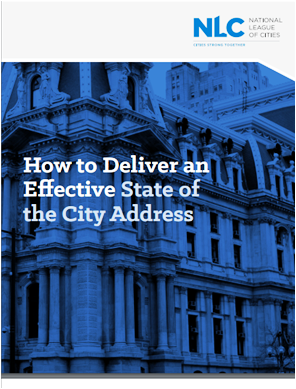 State of the City Addresses Cover