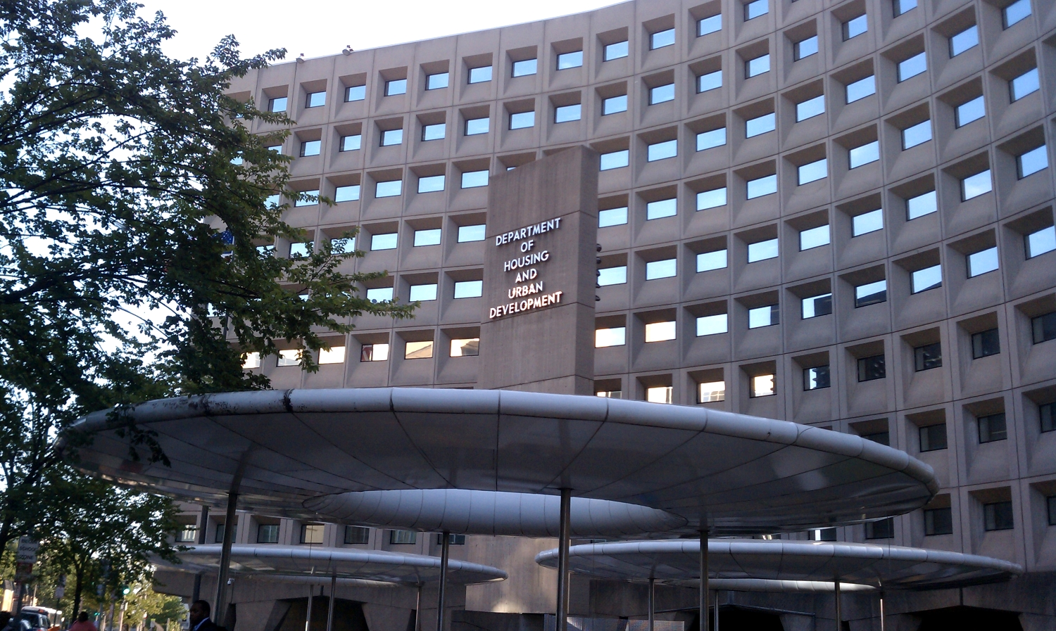 HUD Headquarters in Washington DC
