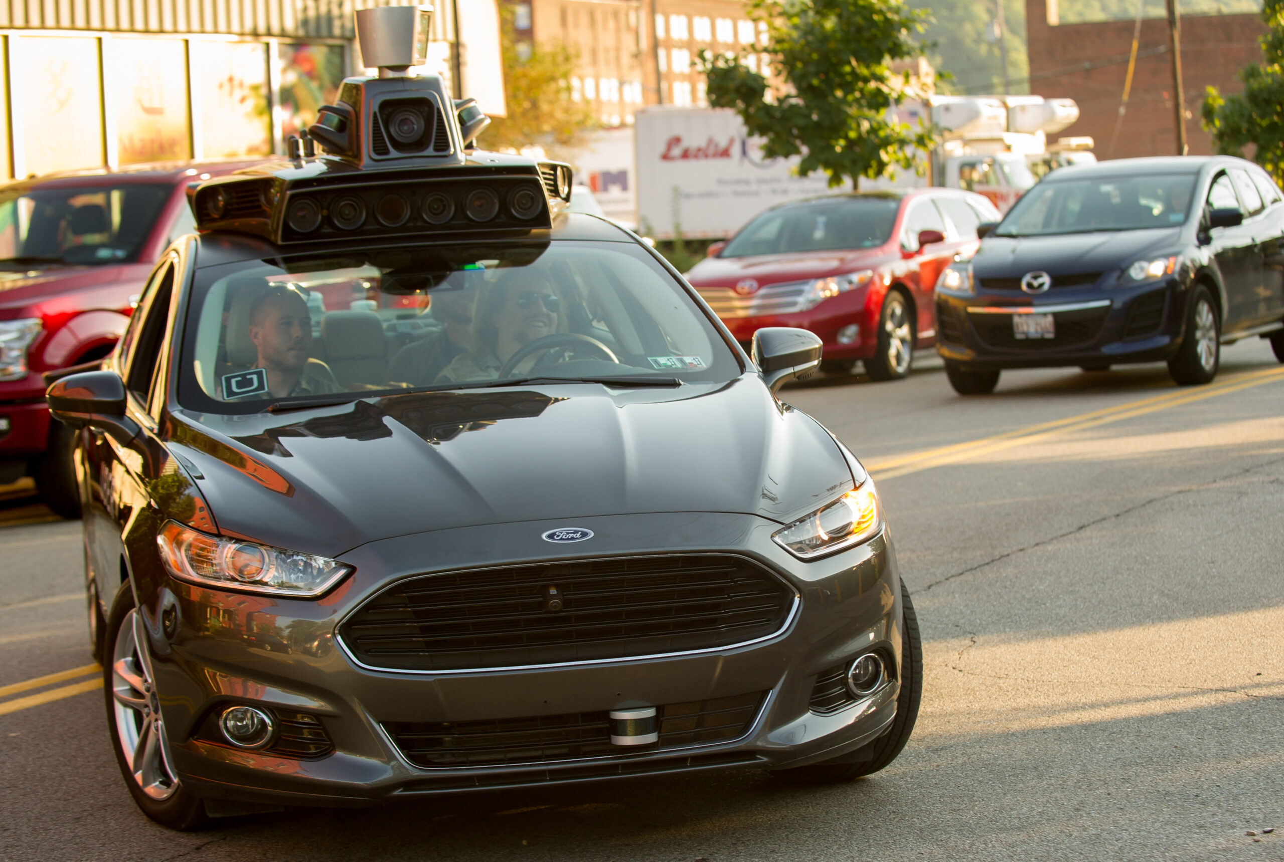 photo - New Autonomous Vehicle Guide Helps Cities Prepare for a Driverless Future