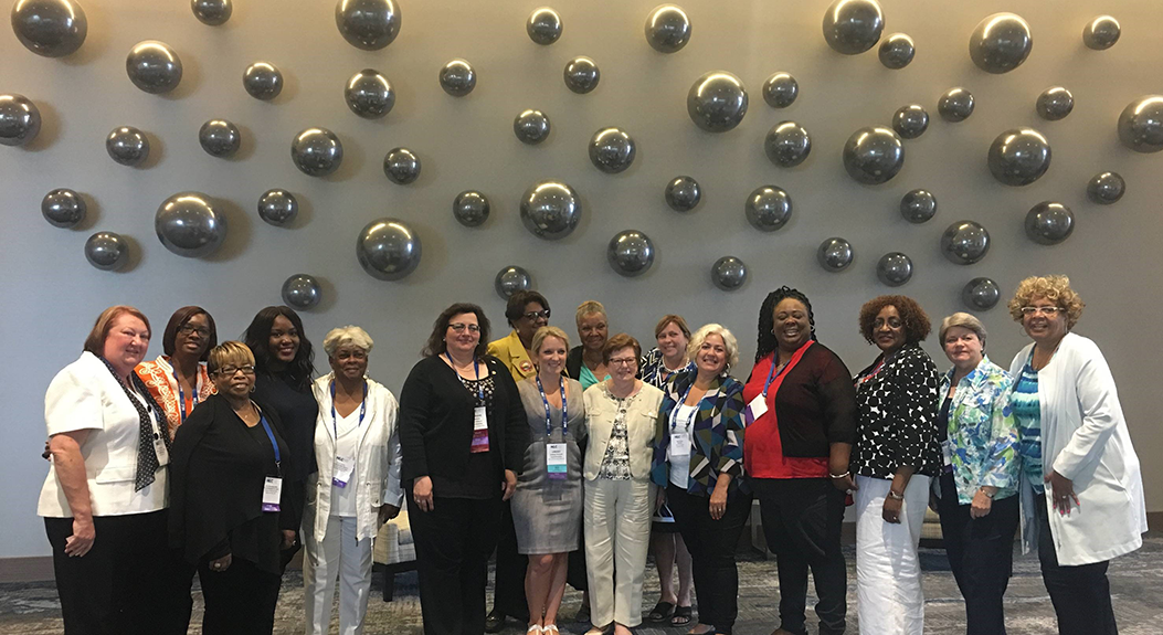 Attendees of the WIMG 2017 Conference