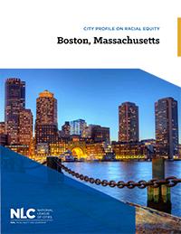 Boston City Profile Cover
