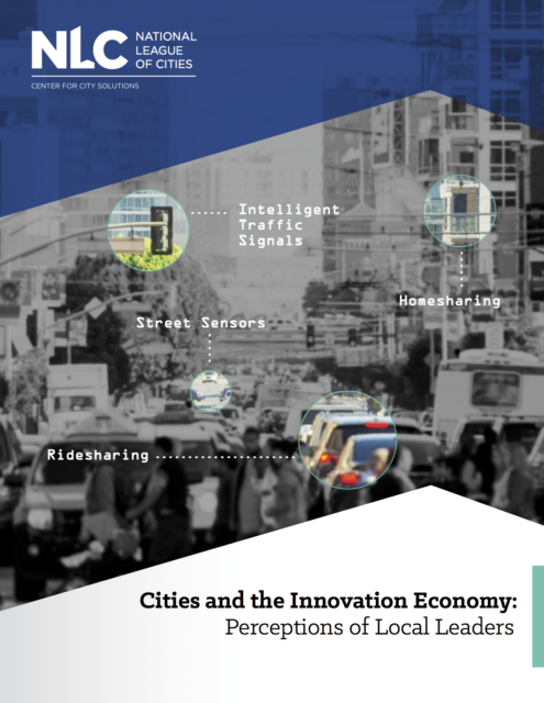Cities and the Innovation Economy: Perceptions of Local Leaders