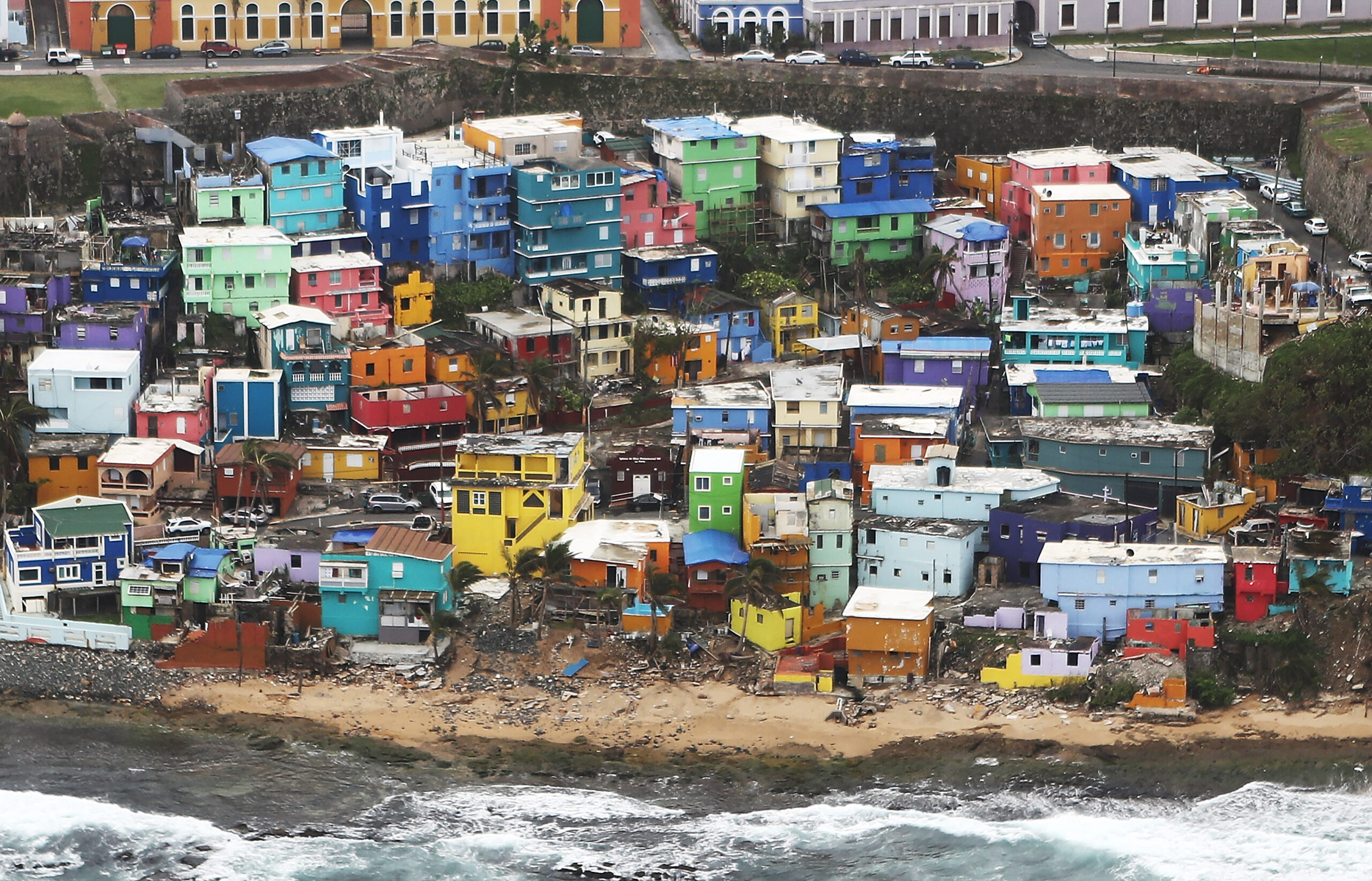 National League Of Cities Delegation Meets With Puerto