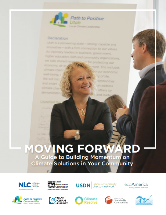 Moving Forward: A Guide to Building Momentum on Climate Solutions in Your Community