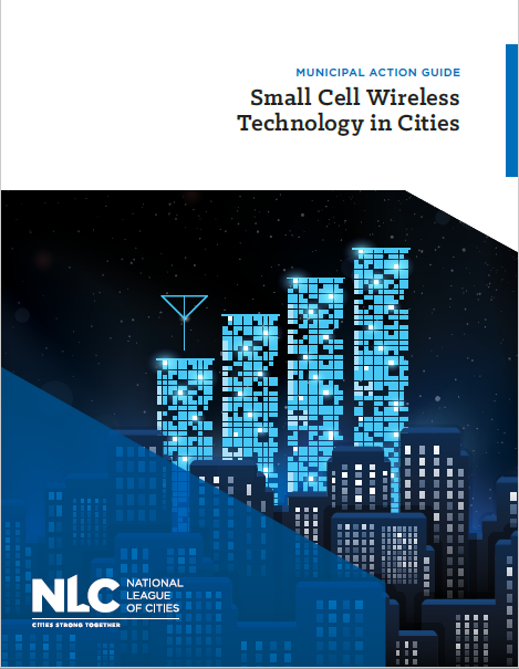 Small Cell in Cities report cover