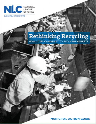 Rethinking Recycling Cover