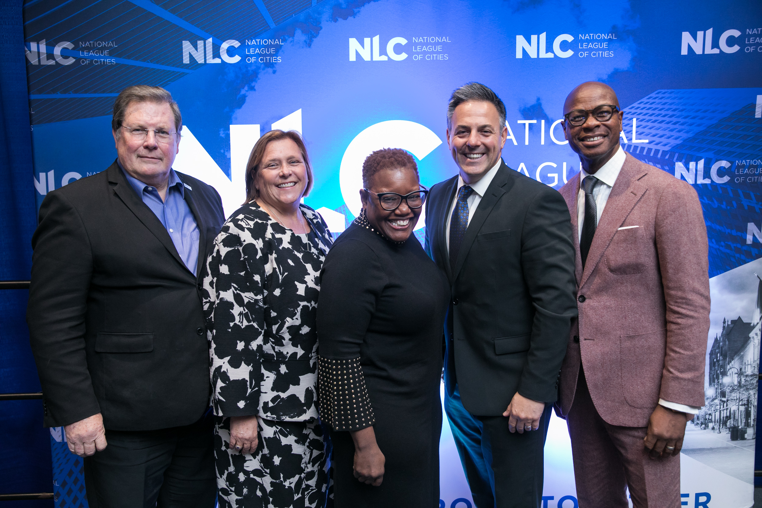 NLC Officers