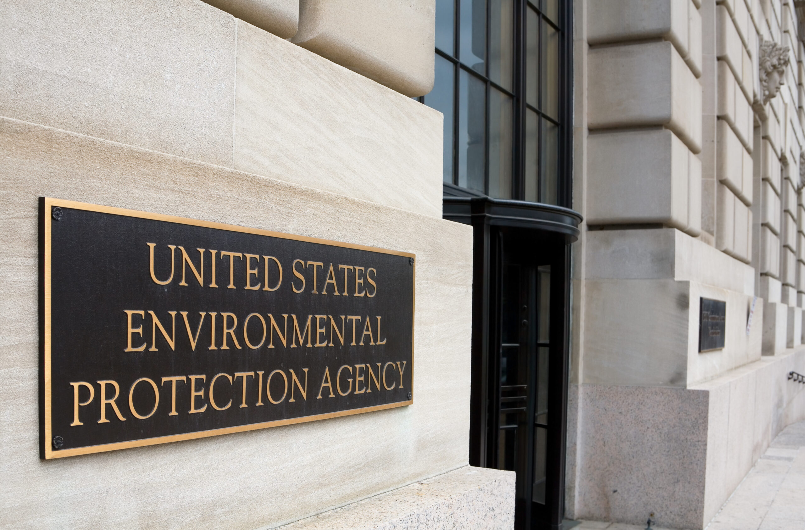 Environmental Protection Agency government shutdown